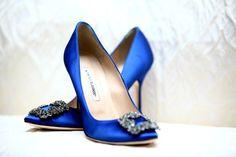 You searched for manolo blahnik - Scarpe Magazine Carrie Bradshaw, Blue Wedding Shoes, Wedding Wear, Bridal Heels, Manolo Blahnik Heels, Satin Pumps, Fashion Heels, Women's Fashion, Luxury Shoes