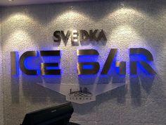 Norwegian Getaway Ice Bar | Flickr - Photo Sharing!