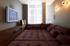 5 Favorites: Stylish Home Theaters : Remodelista