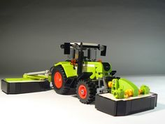 NewHolland, JohnDeere, Claas by Thietmaier