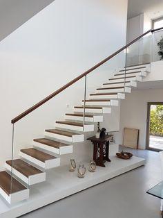 U Treppe Modern   Google Suche U2026 | Interiores | Pinterest | Reformas E  Escadas