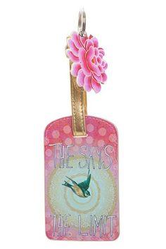 Papaya Art's Luggage or Tote Bag Tag | Papaya art and Foolish quotes