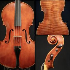A powerful 1958 #viola crafted by Arthur Richardson is available for examination and trial.