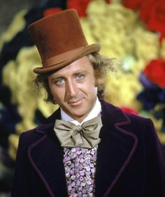 """Pop Crave on Twitter: """"Gene Wilder, aka the actor who played """"Willy Wonka"""", has…"""