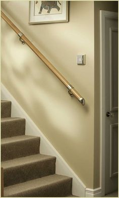 Best Pigsear Handrail Install Wall Mounted Handrail House 400 x 300