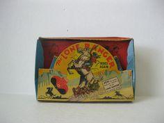 Vintage Cine Vue 1947 The Lone Ranger Toy Film Viewer~~