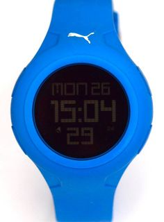 Puma trendy sportive iconic brand. Multifunction watches for the young or not so young but always vibrant available with a 50% discount. www.megawatchoutlet.com