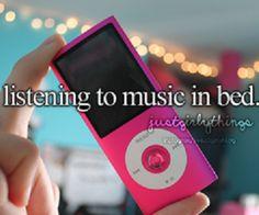 #Listening to #music......