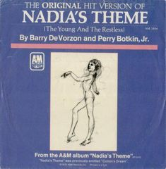 Nadia's Theme - The Young and the Restless free piano sheet music and downloadable PDF.