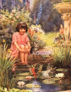 Margaret Tarrant (Inglaterra, 1988-1959) Margaret Winfred Tarrant nació en Battersea, un suburbio del sur de Londres en 1888. Fue la única hija de Percy Tarrant, gran pintor de paisajes, y…