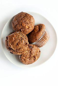 Gluten Free Flax Muffins