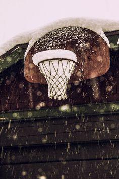 no street basketball... sorry...