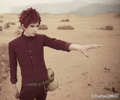 Awesome Garra cosplay #kumaqi                                                                                                                                                     Mais