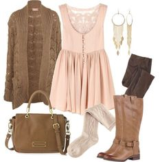 Today prettydesigns is going to show you some romantic Polyvore outfits. They can help glam an ultra-pretty and ultra-feminine look for women and they can be versatile for many occasions. From birthday parties to business parties, these romantic outfits will not fail you. To wear romantic outfits, you'd better choose the warm color garments. You …