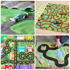 как сшить детский развивающий коврик дрогу своими руками мастер-класс