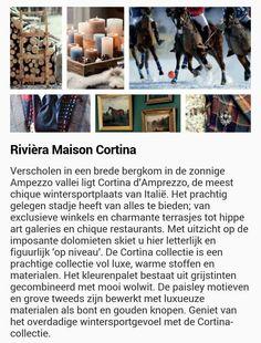 Riviera Maison thema 'Cortina' fall/winter 2016