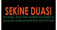 Unutkanlığı Azaltan Ve Hafızayı Güçlendiren Dua Allah Islam, Islamic Quotes, Prayers, 1, Olay, Funny Things, Signs, Istanbul, Guns