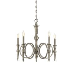 Shannon 5 Light Chandelier