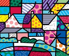 ROMERO BRITTO - Special Projects