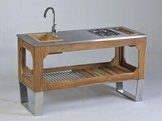 - Outdoorküche aus Stahl und Holz WINDOW | Outdoorküche aus Stahl und Holz - Lgtek Outdoor