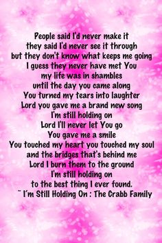 """Lauren Daigle Beautiful >> """"Through The Fire"""" - By: The Crabb Family 