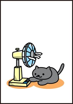 Japan Illustration, Outline Illustration, Pusheen, Neko Atsume Wallpaper, Simons Cat, Cute App, Chibi Characters, Cat Crafts, Cute Doodles