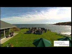 """VIDEO: Stage Neck Inn was included in the television show """"Best of Maine Weddings."""" http://www.stageneck.com/southern-maine-coast-weddings.html"""