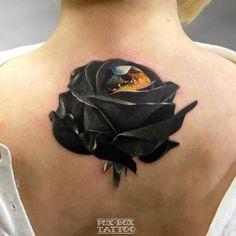 black rose by denis torikashvili