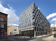 Rivington Place / Adjaye Associates