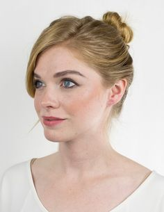 Silver U-Shaped Earrings