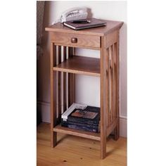 telephone stand bedside table wood end table solutions