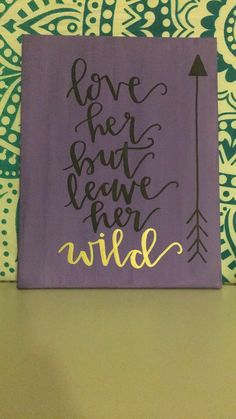 Customizable Canvas Quote Art by BalanceArt on Etsy