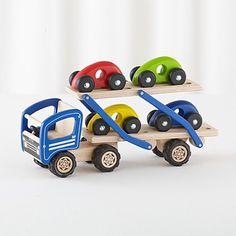 Imaginary Car Transporter | Land of Nod #nodwishlistsweeps