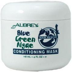 Blaugr¸ne Alge<br/>Tiefenwirksame Haarmaske, 118 ml -  <b>Braucht Ihr Haar den ultimativen Pflege-Kick?<p> Dann verwöhnen Sie es mit der tiefenwirksamen Blaugrünen Alge Haarmaske.</b><p>