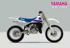 1991 Yamaha I'd so love one of these. Even just to hear it I think would bring me to my knees. There really is nothing quite like the sound of an air-cooled and especially a I love these bikes, don't care what anyone says about them. Bmx, Yamaha Motocross, Yamaha Wr, Motorcross Bike, Enduro Motorcycle, Yamaha Bikes, Moto Bike, Motorcycle Design, Enduro Vintage