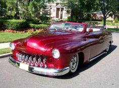 1949 Mercury Club convertible (customized) • photo: Garrett Keith on Photobucket