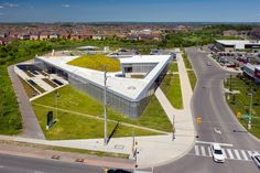 Public Library Architecture, Public Library Design, Toronto Architecture, Architecture Plan, Architecture Interiors, Quebec, Library Plan, Library Pictures, Glass Facades