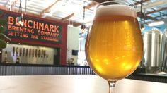 Benchmark's Table Beer: San Diego, California