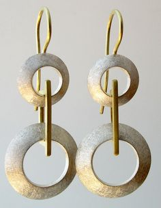 Earrings - Spies Design ::: The Jewelry of Klaus Spies