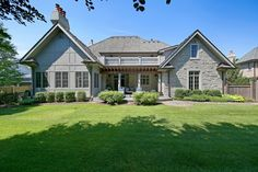 26 Illinois, Mansions, House Styles, Home Decor, Decoration Home, Manor Houses, Room Decor, Villas, Mansion