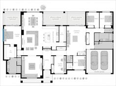 Tuscany Floor Plan  What do you think.