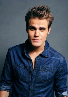 Jackson Blake(Paul Wesley)---He's The drummer for The Archangels and Megan, Dylan and Samantha's best friend