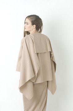 'Two to Three' Fashion Collection // Natsumi Zama Modest Fashion, Unique Fashion, Fashion Details, Hijab Fashion, Fashion Outfits, Fashion Design, Japan Fashion, Fashion Days, Everyday Fashion