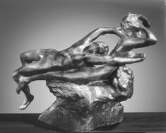 Fugue Amor - Hay Hill Gallery - Auguste Rodin - R54
