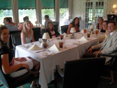Dining at Greenbrier Golf & Country Club, Lexington, KY