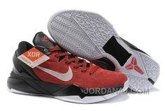 http://www.jordanaj.com/854215581-nike-zoom-kobe-7-vii-system-varsity-red-white-black.html 854-215581 NIKE ZOOM KOBE 7 (VII) SYSTEM VARSITY RED WHITE BLACK FOR SALE Only $80.00 , Free Shipping!