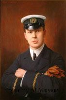 John George (Jack) Phillips, 1887 - 1912, Godalming Museum and Godalming Town Council Collection.