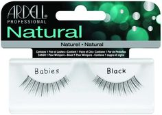Taking comfort to a new level, Ardell Invisiband Babies are for those who have small, round and almond shaped eyes   #Eye #EyeLashes #InvisibandLashes #Ardell #ArdellInvisibandLashes #ArdellEyeLashes   http://www.eyelashesunlimited.com/