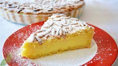 Torta della nonna, reteta de tarta traditionala italiana