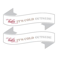Baby Its Cold Outside – Baby Shower Printables by I Heart to Party Baby Shower Winter, Baby Winter, Outside Baby Showers, Ladies Lunch, Cold Shower, Craft Show Ideas, Small Baby, Its Cold Outside, Baby Shower Printables
